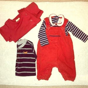 Other - Baby Outfit and Onesie Bundle